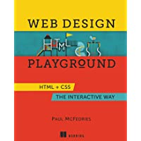 Web Design Playground: HTML & CSS the Interactive Way