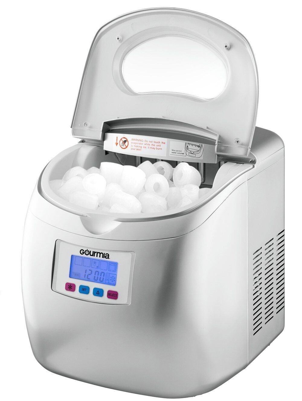 Gourmia best ice maker for home bar
