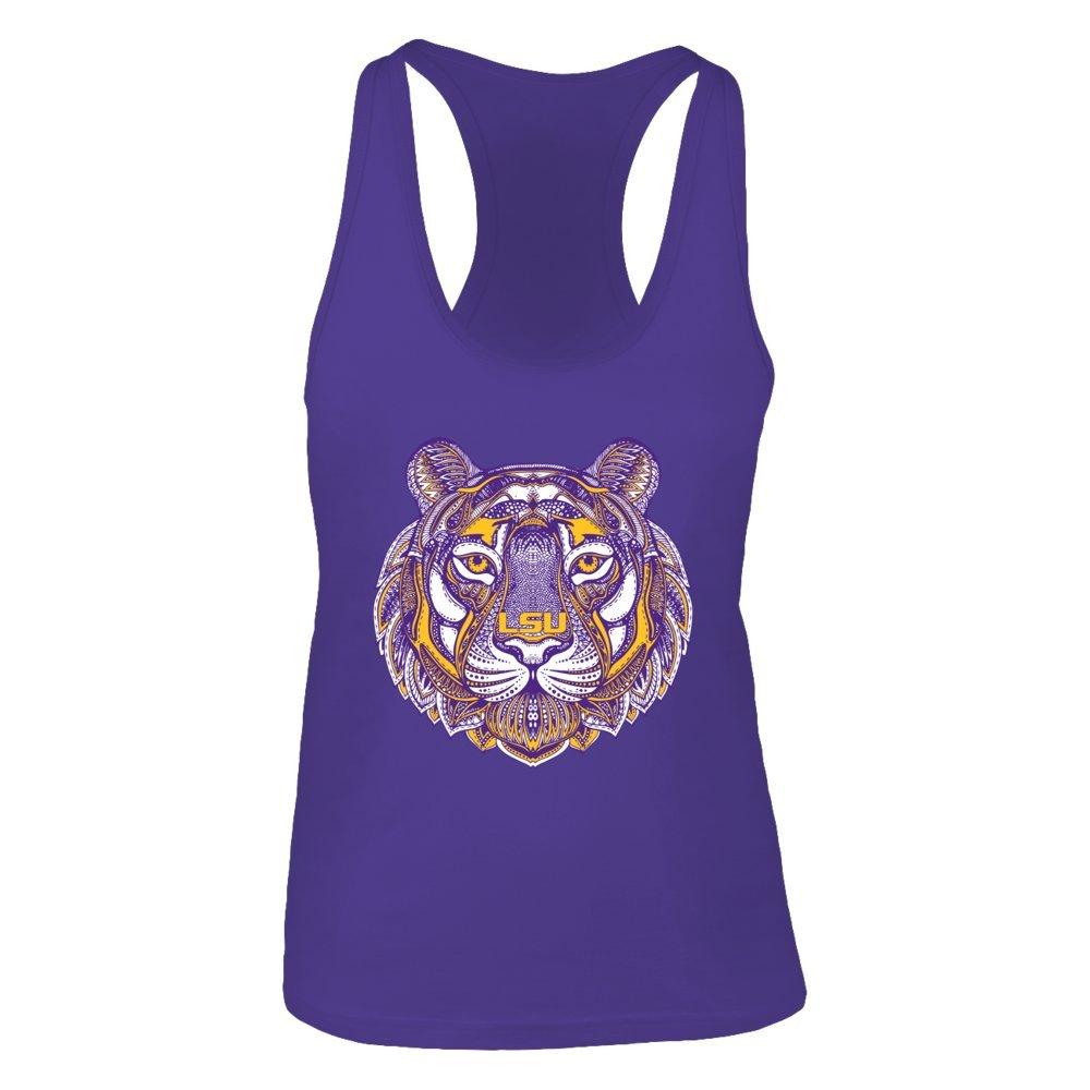 FanPrint APPAREL メンズ B078F1K15S XL Women's Tank Top Purple Women's Tank Top Purple XL
