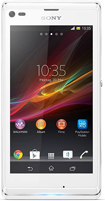 Sony Xperia L - Smartphone Libre Android (Pantalla 4.3