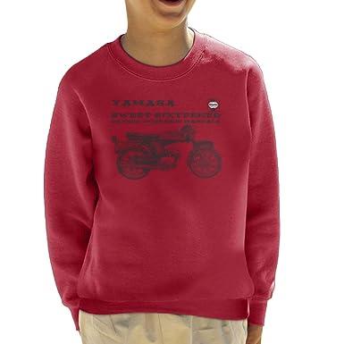 Haynes Owners Workshop Manual Yamaha Sixteener Special Kids Sweatshirt