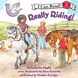 Pony Scouts: Really Riding! Audiobook