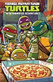 img - for Teenage Mutant Ninja Turtles: New Animated Adventures Omnibus Volume 2 book / textbook / text book