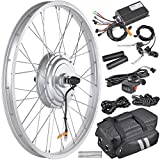 AW 20.5' Electric Bicycle Front Wheel Frame Kit...