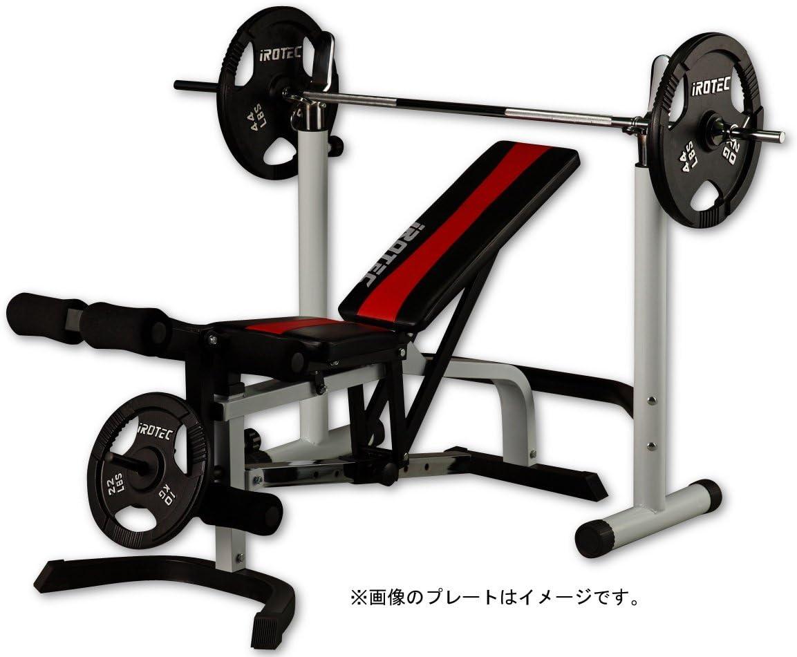 IROTEC(アイロテック) ホームビルダーコンポーネント140(アイアン)トレーニングマシン ベンチプレス