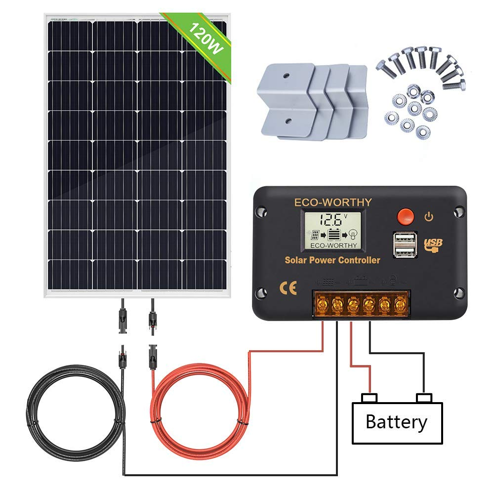 Los mejores kit solares para autocaravanas
