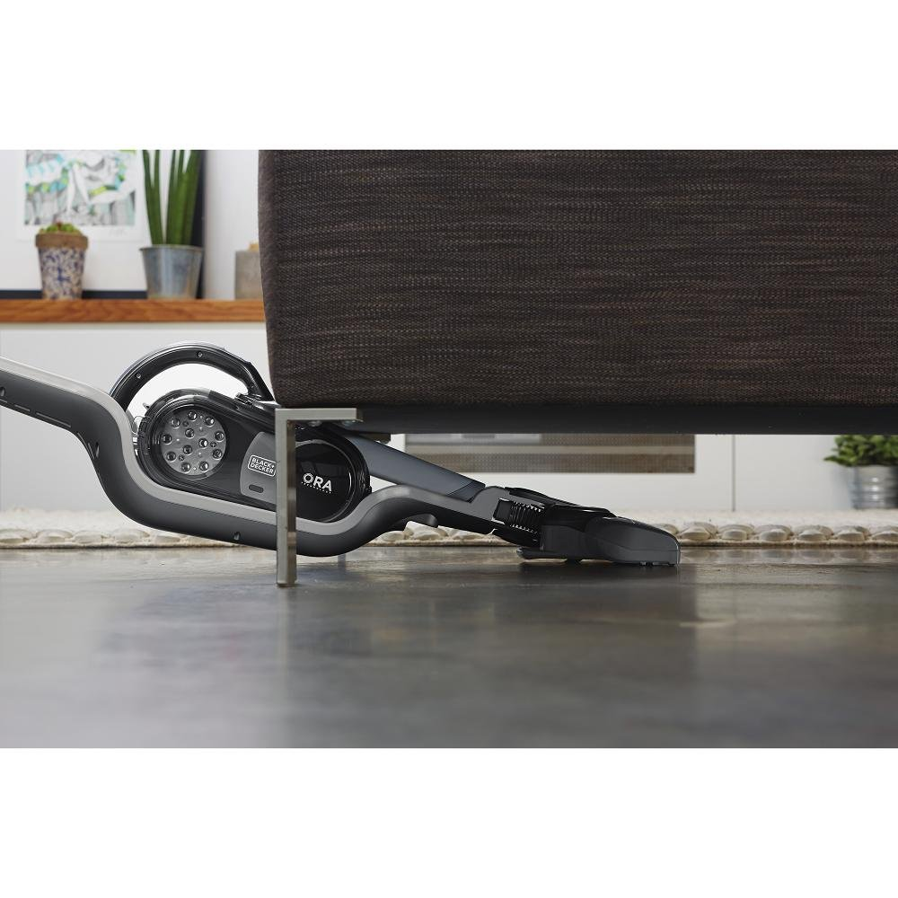 BLACK+DECKER BDH3600SV 2-in-1 Lithium Stick Vacuum with ORA Technology, 36-volt.