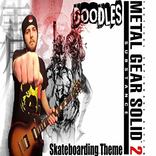 Metal Gear Solid 2 Skateboarding Theme