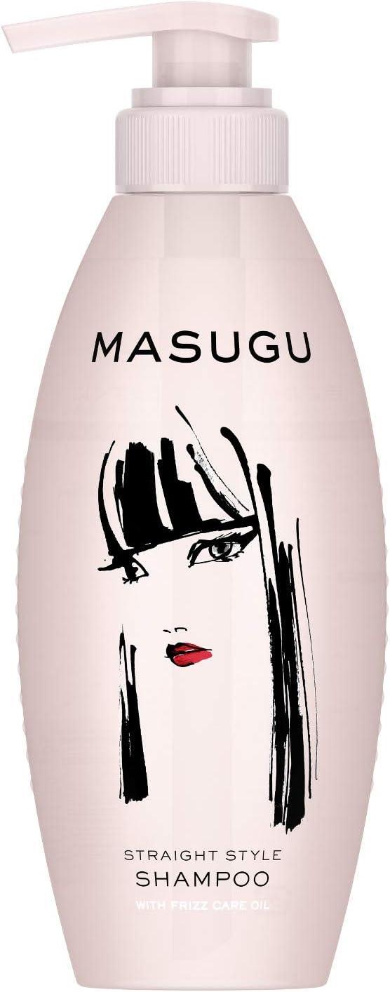 【実証】「MASUGUストレートスタイルシャンプー」を美容師が実際に使った評価レビュー
