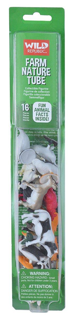 Wild Republic Nature Tube Unicorn Toys Fantasy Figures Kids Gifts Gifts 10Piece