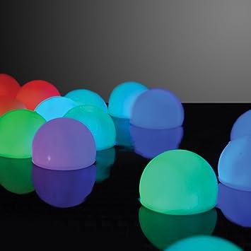 outdoor lighting balls. Set Of 12 Mood Light Garden Deco Balls (Light Up Orbs) Outdoor Lighting 0