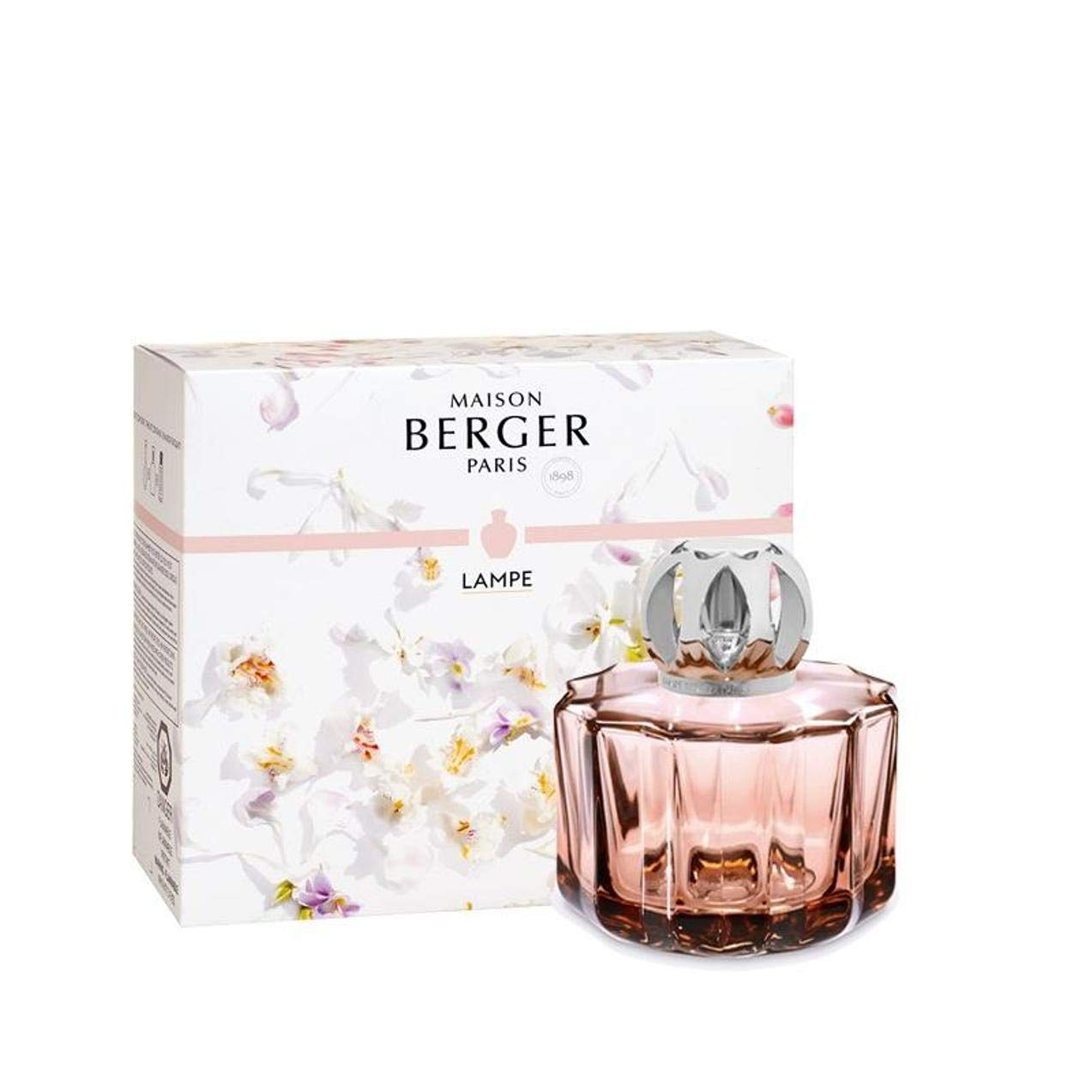 MAISON BERGER (Lampe Berger Poesy Gift Set Lamp - Includes 180ml Bouquet Liberty Refill by MAISON BERGER (Image #1)