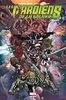 Les gardiens de la galaxie Marvel Now, tome 3 par Bradshaw