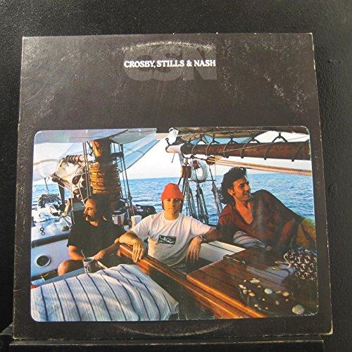 Crosby, Stills & Nash by Atlantic Records