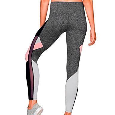 Hohe Damen Fitness Leggings Youban Laufende Taille 0S1Pxaqn