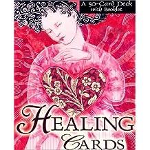 Healing Cards: A Daily Practice for Maintaining Spiritual Balance (Large Card Decks) by Caroline Myss (2004-07-01)