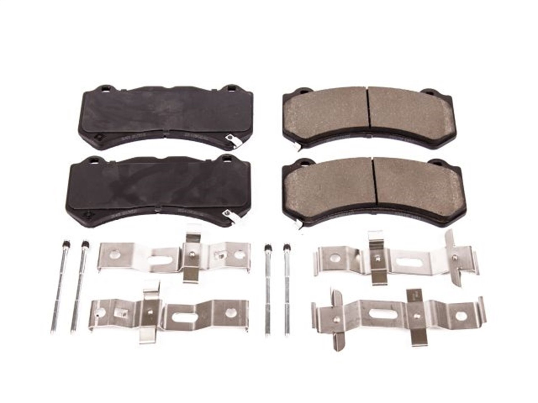 Power Stop Z23 1405 Evolution Sport Brake Pads Displaying 19gt Images For 1 Wire Alternator Diagram Front Automotive