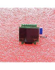 "1pcs 7pin 0.96""Módulo OLED blanco 0.96 OLED Nuevo módulo de pantalla LED LCD OLED 128X64 para 0.96"" SPI Communicate"