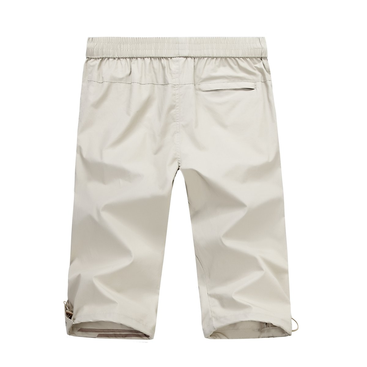 LAPLBEKE Jungen Shorts 3//4 Kurze Hose Kinder Bermuda Capri Sommer Shorts