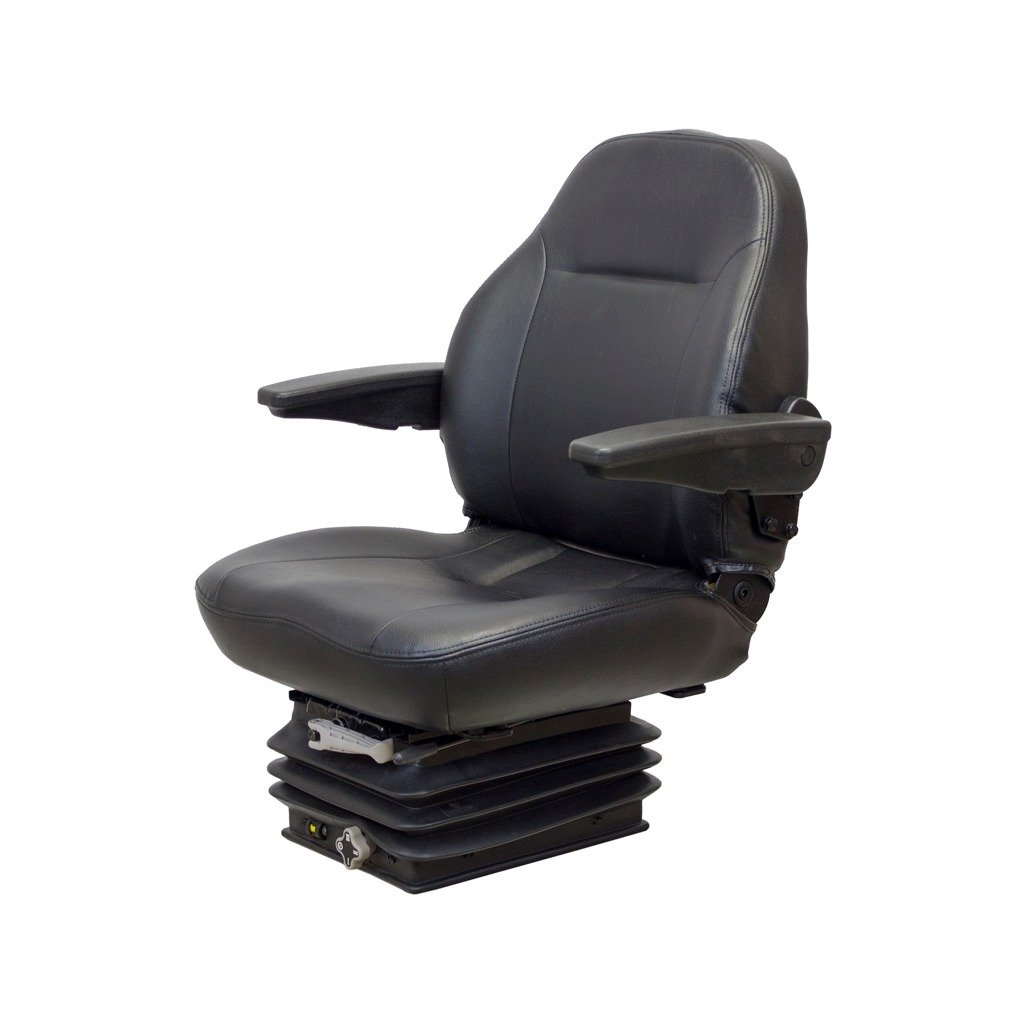 K&M 039-6757 Case 930-1030 Series KM 441 UNI Pro Seat & Mechanical Suspension, Without Swivel