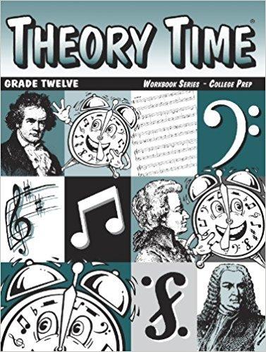 Download Theory Time: Workbook Series Pimer & 1-12 pdf epub