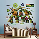Fathead Teenage Mutant Ninja Turtles High Five Vinyl Decals