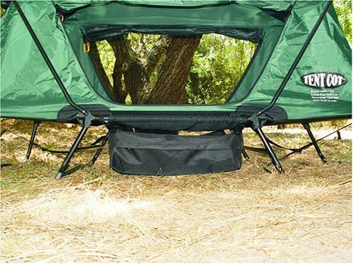 Amazon.com  K&-Rite Tent Cot Gear Storage Bag (Black)  C&ing Furniture  Sports u0026 Outdoors & Amazon.com : Kamp-Rite Tent Cot Gear Storage Bag (Black) : Camping ...
