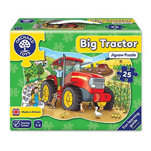 Big Tractor Puzzle - 2