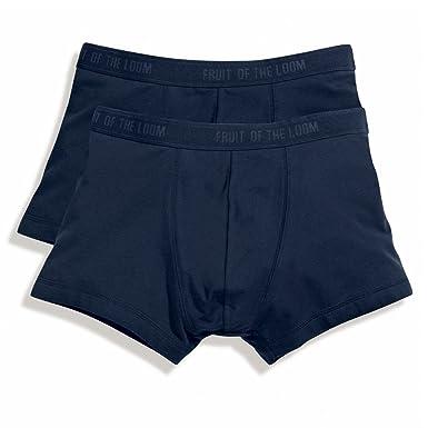 Fruit of the Loom Herren Boxershort 2 er Pack 170267 L,Underwear Navy:  Amazon.de: Sport & Freizeit