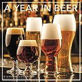 2018 A Year in Beer Wall Calendar (Landmark)