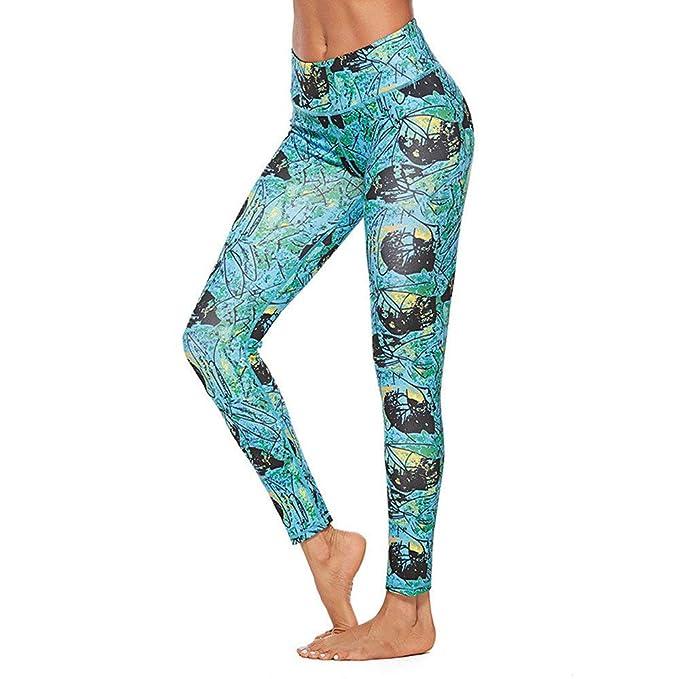 Pantalones Mujer Pantalones Ajustados Decorativos fitness ...