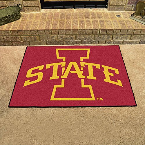 - Fan Mats Iowa State University All Star Mat