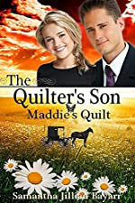 Amish Romance: The Quilter's Son: Book four: Maddie's Quilt