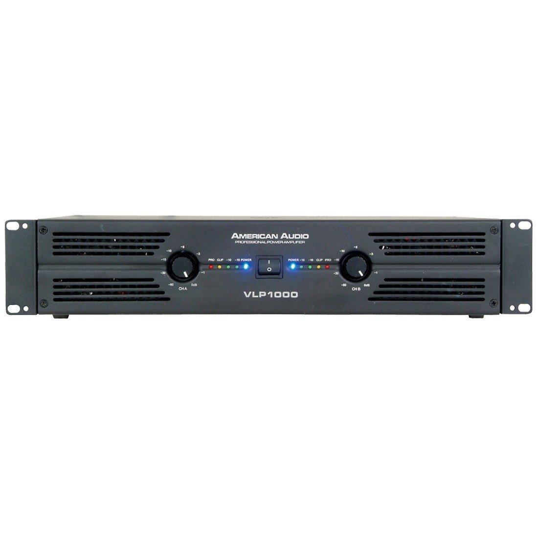 American Audio Amplificateur de puissance 820 W RMS 8 Ohms