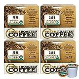 dutch coffee brewer - Java Taman Dadar Organic RFA Single-Serve Cups, 72 ct. of Single Serve Capsulesfor Keurig K-Cup Brewers, Fresh Roasted Coffee LLC.