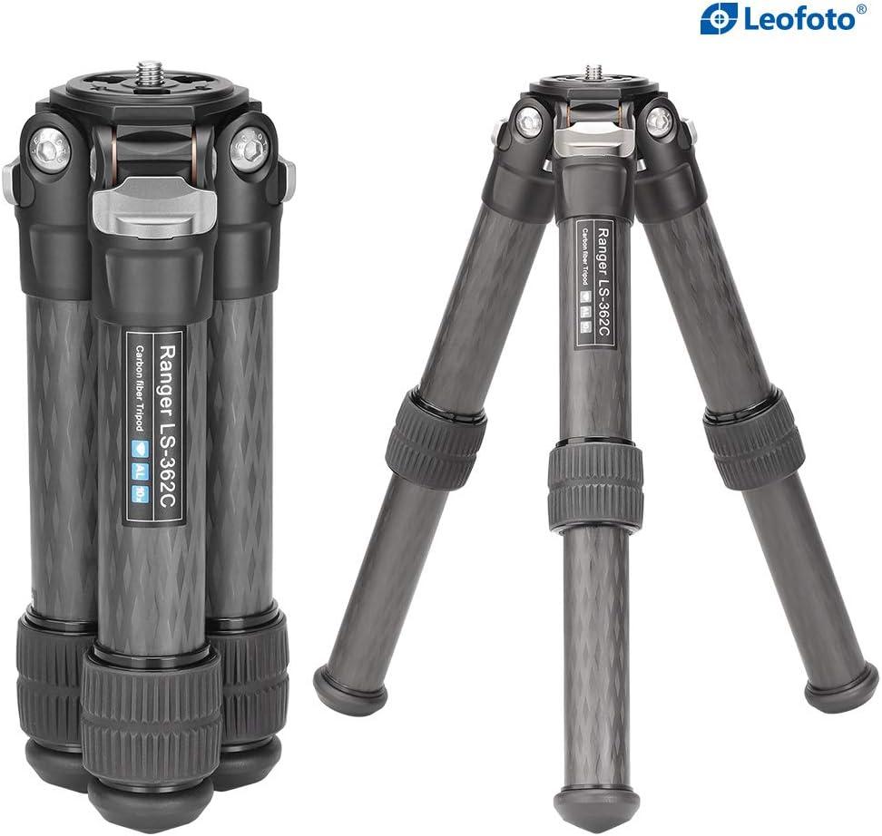 Leofoto LS-362C Professional Carbon Fiber Tripod Photography Tripod