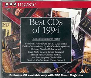 BBC Music, beethoven - Best CD's of 1994 - Amazon.com Music