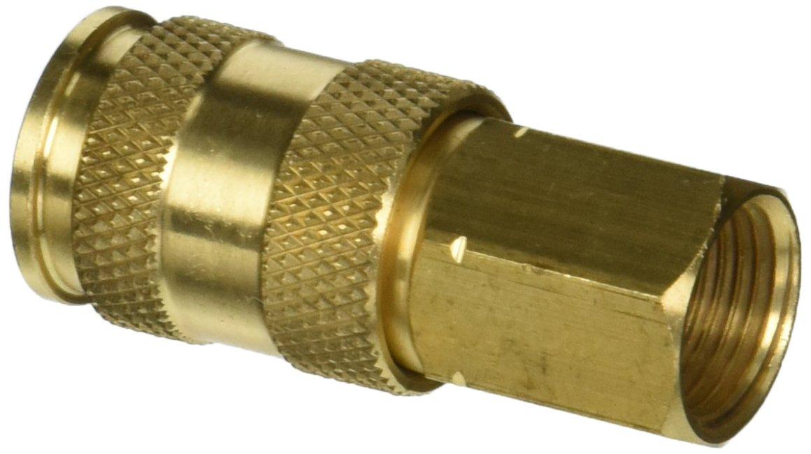 Milton 766 3/8 V Style High Flow Coupler - Box of 10 Milton Industries