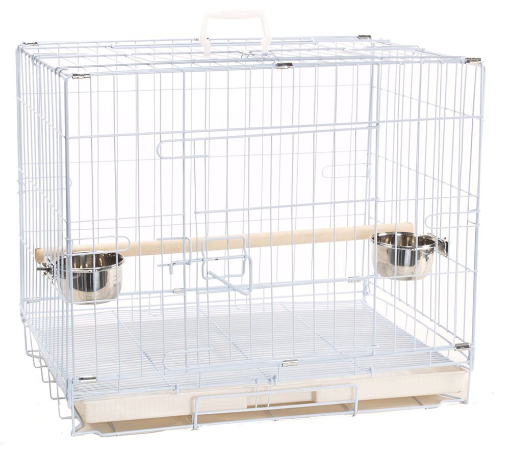 RCI B302T 24 x 17 x 20 Pet Travel Cage Carrier Reliance Cages Inc
