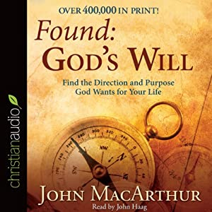 Found: God's Will Audiobook