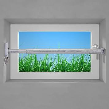 Voss Fenstersicherung Sicherungsstange Tursicherung Einbruchschutz
