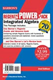 Integrated Algebra Power Pack, Lawrence Leff M.S., 1438072619