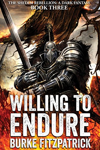 Willing Endure Fantasy Shedim Rebellion ebook product image