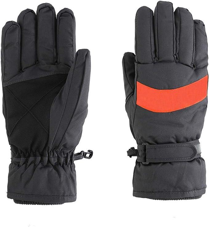 accsa Kid Boy Girl Cold Weather Warm Waterproof Snow 3M Thinsulate Sport Ski Glove