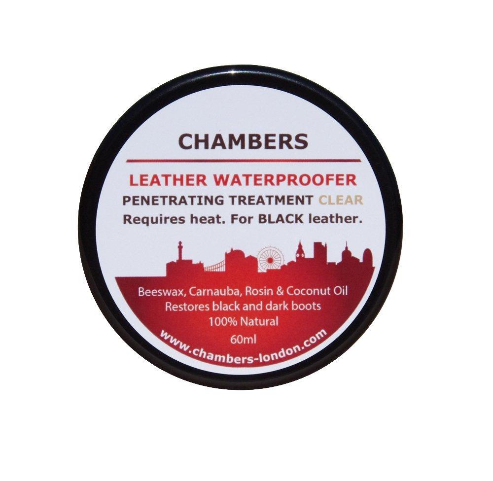 Chambers Leather 100% Natural Waterproofer, Deep Treatment Dubbin (60ml) Chambers Guilfoyle Ltd