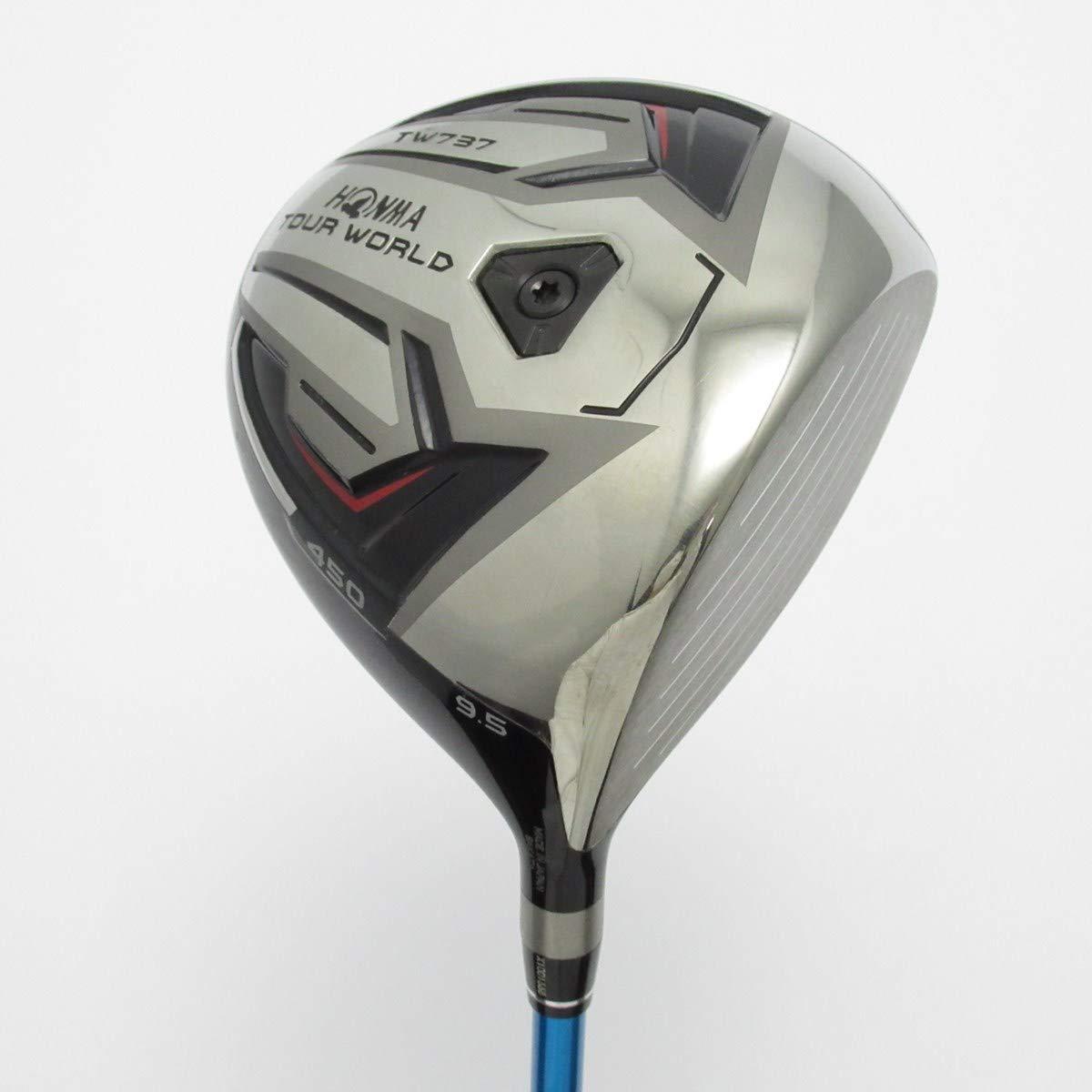 【中古】本間ゴルフ TOUR WORLD ツアーワールド TW737 455 ドライバー VIZARD EX-Z65 B07QZMLMP2  S