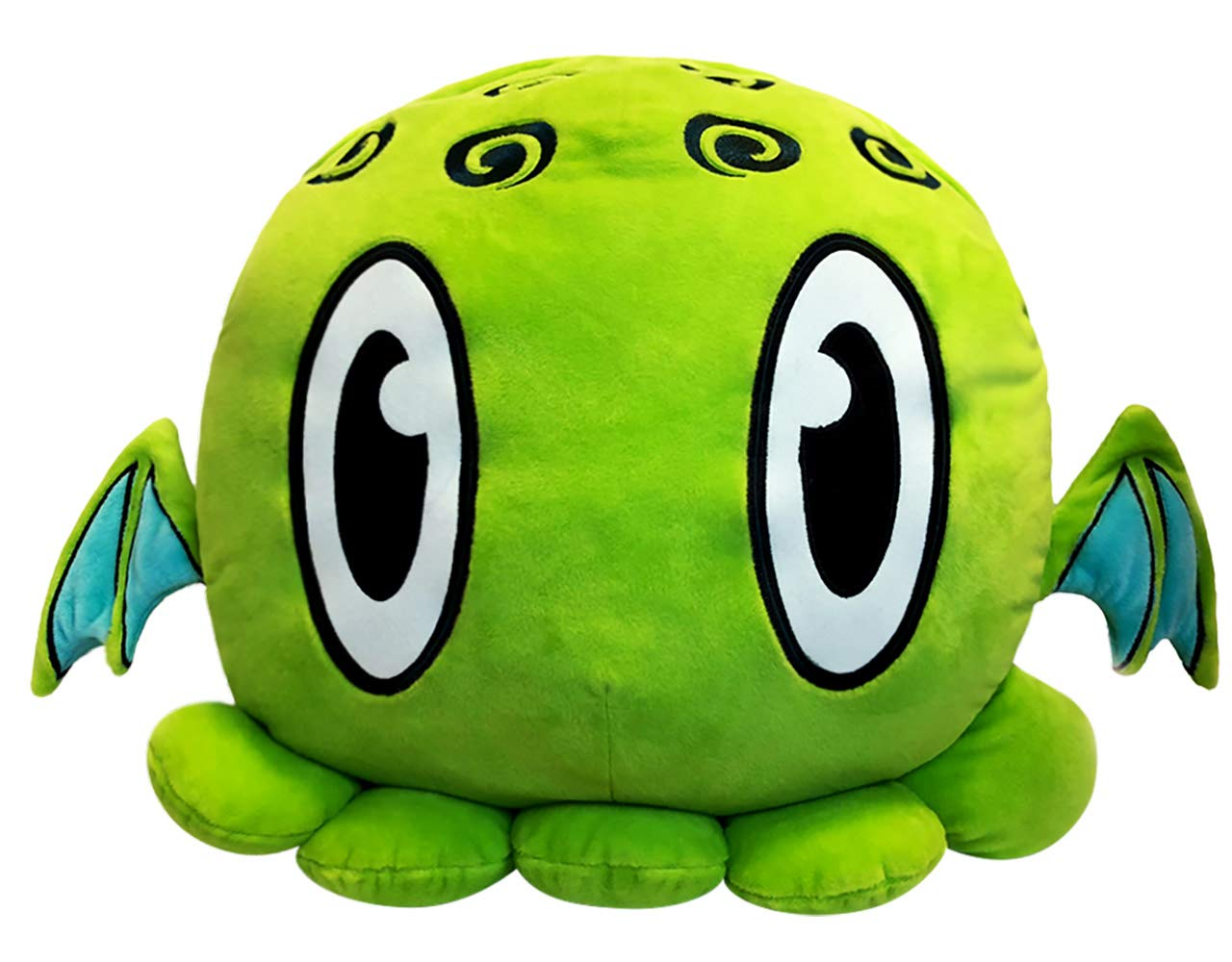 C is for Cthulhu Blanket-Stuffed Plush Pillow