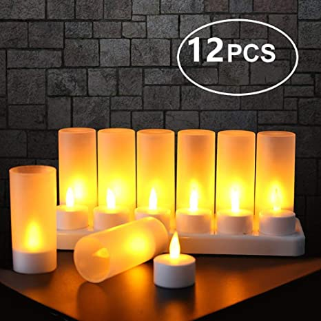 Home Stylish Festive Wedding Plastic Table-top Decorations Decorative Light Party Supplies Pratical Led Candle Various Styles