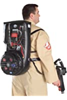 Plus Size Ghostbusters Costume With Inflatable Backpack