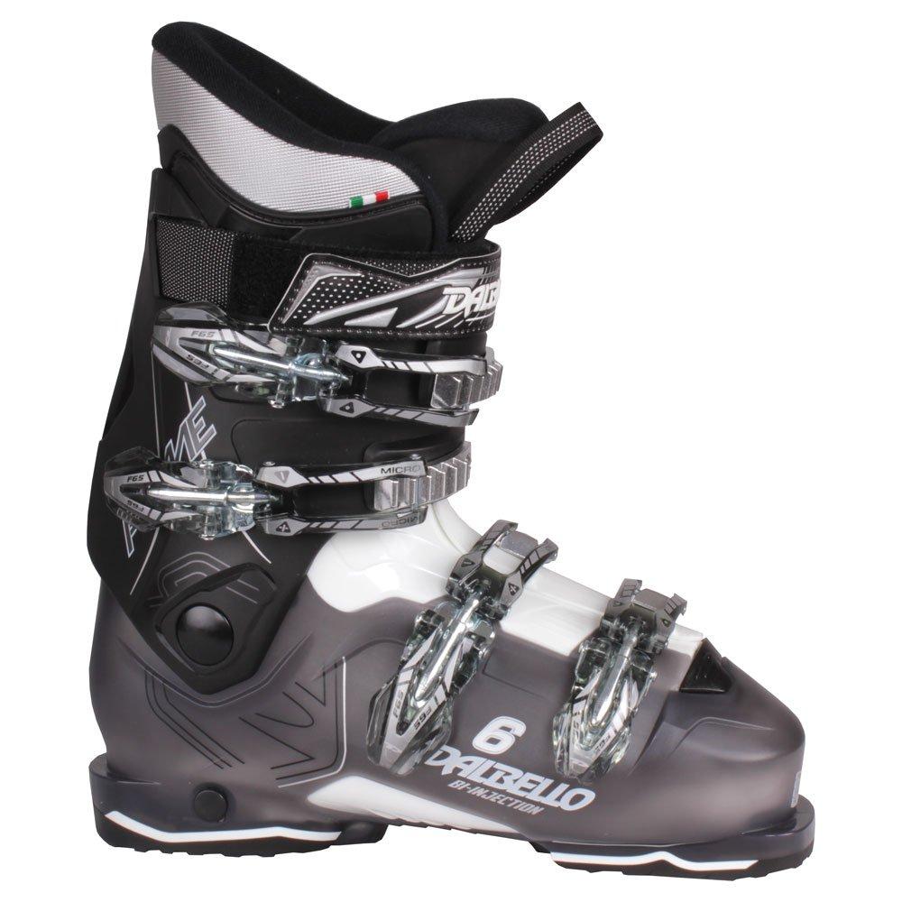 Dalbello 2015 Prime 6 Ski Boots Black/White 31.5 by Dalbello